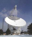 100 Meter Radio Telescope -- Click for larger image